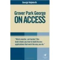 Book Grover Park George On Access