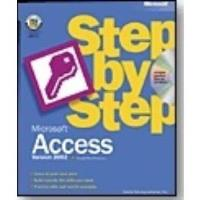 Book Microsoft® Access Version 2002 Step by Step