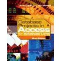 Book Database Projects In Access