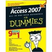 Book Access 2007 All-in-One Desk Reference For Dummies