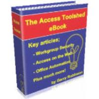 Book The Toolshed eBook for Microsoft® Access
