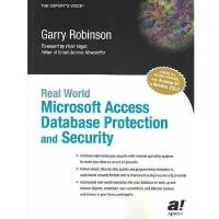 Book Real World Microsoft Access Database Protection and Security
