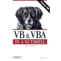 Book VB and VBA in a Nutshell