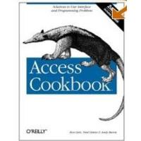 Book Access Cookbook